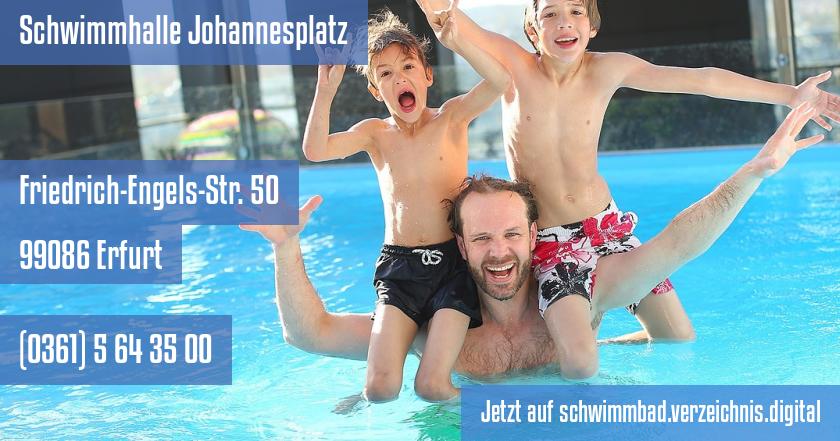 Schwimmhalle Johannesplatz auf schwimmbad.verzeichnis.digital