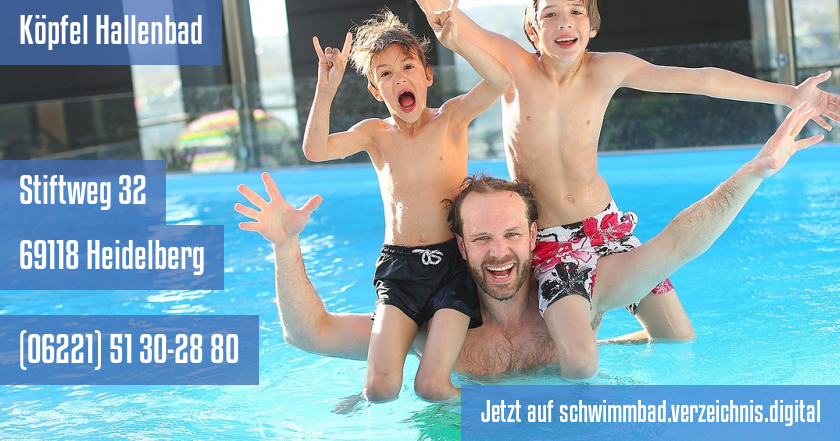 Köpfel Hallenbad auf schwimmbad.verzeichnis.digital