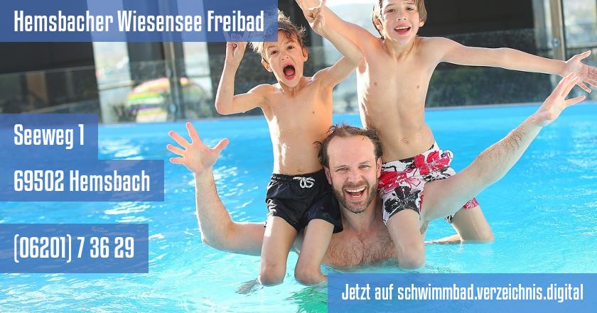 Hemsbacher Wiesensee Freibad auf schwimmbad.verzeichnis.digital